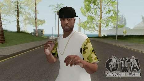 Skin Random 134 (Outfit Lowrider) for GTA San Andreas
