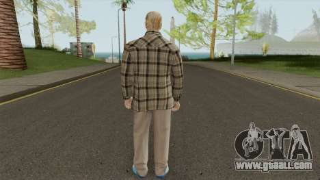 Justin Bieber Casual Outfit for GTA San Andreas