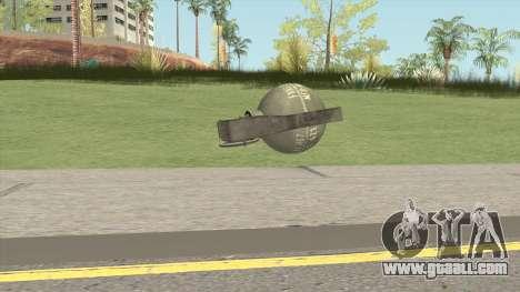 Insurgency MIC M67 Grenade for GTA San Andreas