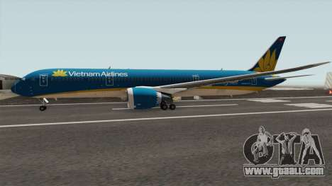 Boeing 787-9 Dreamliner Vietnam Airlines for GTA San Andreas
