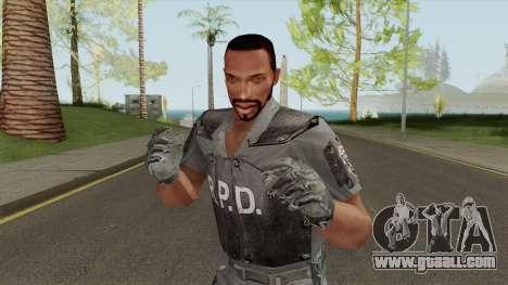Carl Johnson HD (RPD) for GTA San Andreas