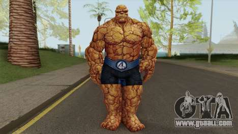 MFF The Thing for GTA San Andreas