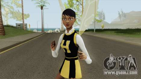 Bumblebee From Young Justice V3 for GTA San Andreas