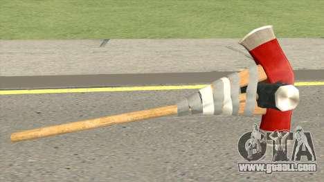 Axe for GTA San Andreas