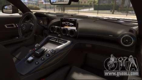 Mercedes-Benz AMG GT R 2017