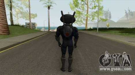 Black Manta (Heroic) From DC Legends for GTA San Andreas