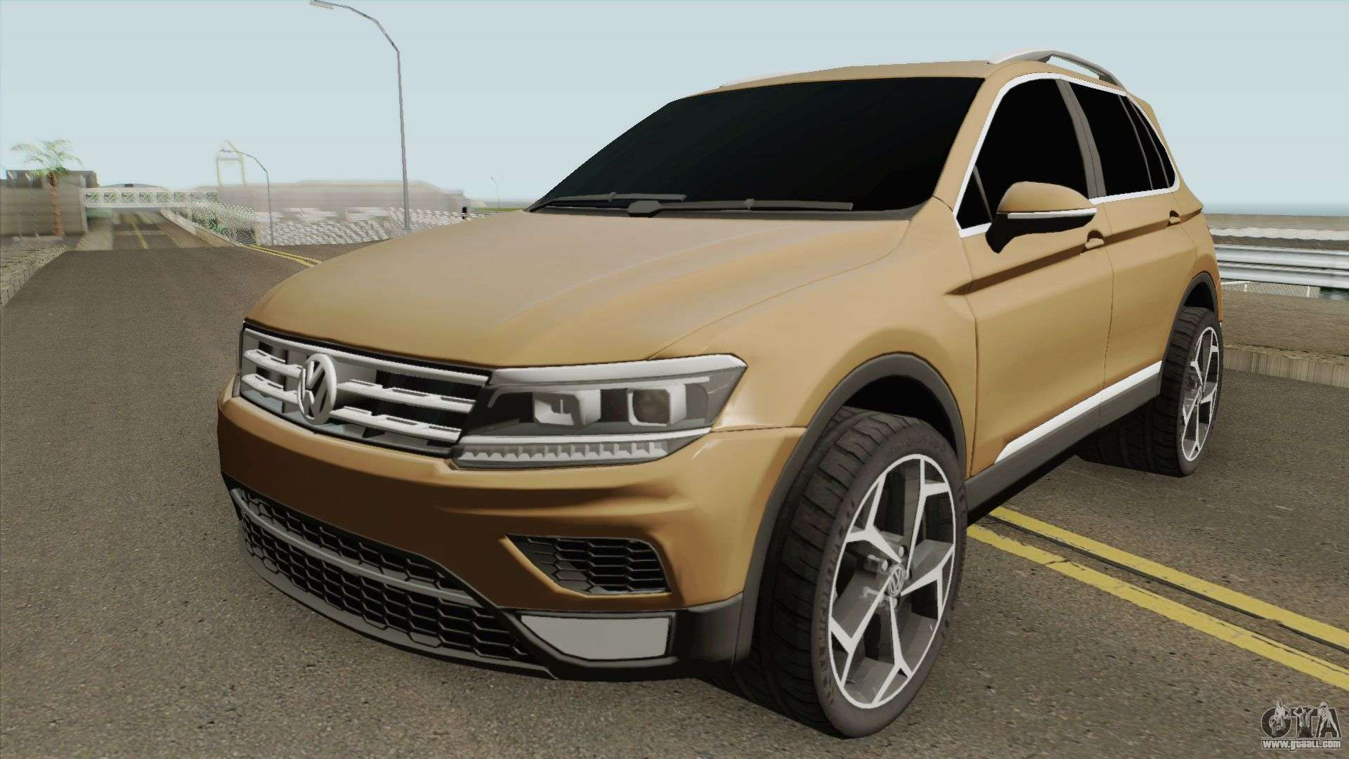2019 Volkswagen Tiguan Trendline Starting At 31210 0