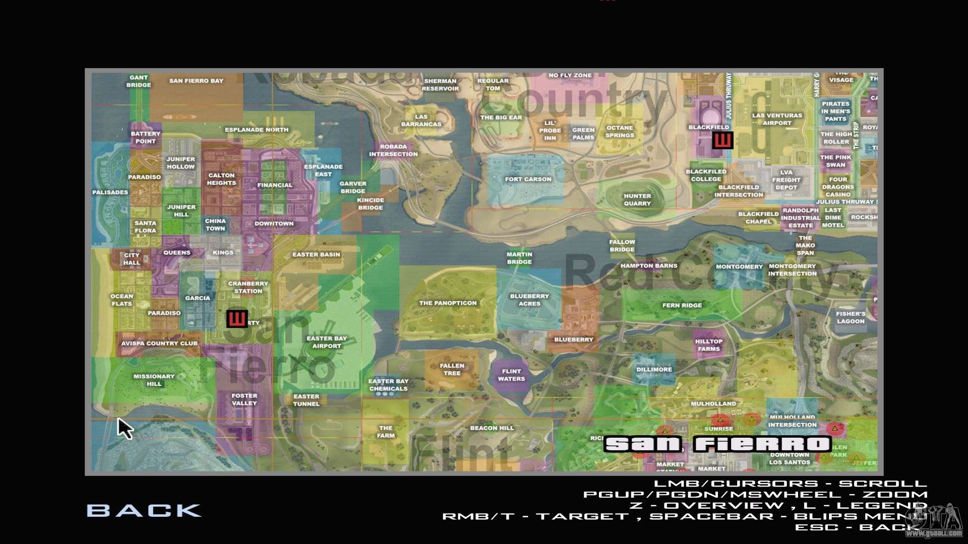 G-Solr LSRP Detailed Map Radar for GTA San Andreas on gta 4 map, vice city map, andreas fault map, san miguel map, west coast fault line map, doom map, san andres map, gta 2 map, san gorgonio map, gta 5 grove street map, san lorenzo valley map, liberty city map, gta 1 map, gta 3 map, calaveras county map, saints row map, gta v map, the golden compass map, city of san antonio map, grand theft auto iv map,