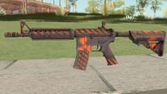 CS-GO M4A4 Radiation Hazard for GTA San Andreas