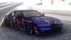 Nissan Silvia S14 SuicidePaintjob for GTA San Andreas