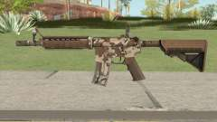 CS-GO M4A4 Desert Storm for GTA San Andreas