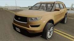 Vapid Scout V2 GTA V for GTA San Andreas