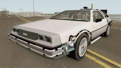 DeLorean DMC-12 (Back To The Future) for GTA San Andreas
