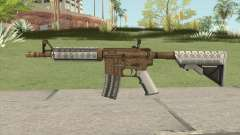 CS-GO M4A4 Royal Paladin for GTA San Andreas