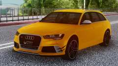 Audi RS6 Welow for GTA San Andreas