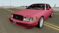 Ford Crown Victoria Civil for GTA San Andreas