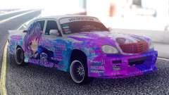 31105 GAS Drift for GTA San Andreas