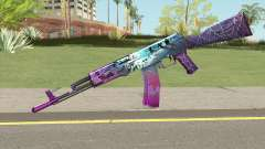 SFPH Playpark (Ghost AK47) for GTA San Andreas