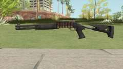 Benelli M4 Default Design for GTA San Andreas