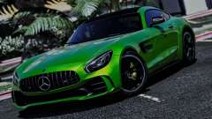 Mercedes-Benz AMG GT R 2017 for GTA 5