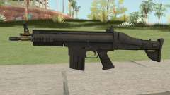 Battlefield 3 SCAR-H for GTA San Andreas