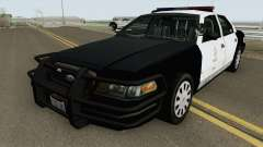 Ford Crown Victoria Police Interceptor MQ for GTA San Andreas