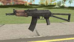 Rekoil AKS74U for GTA San Andreas