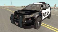 Vapid Police Cruiser Utility GTA V for GTA San Andreas
