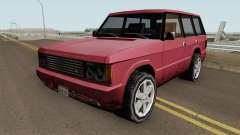 Land Rover Range Rover (Huntley Edit) SA Style for GTA San Andreas