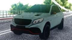 Mercedes-Benz GLE 63 for GTA San Andreas