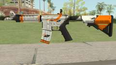 CS-GO M4A4 Asiimov for GTA San Andreas