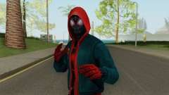 Marvel Future Fight Miles Into The Spider-Verse for GTA San Andreas