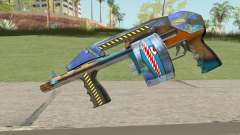 Shotgun (Monster Skin) for GTA San Andreas