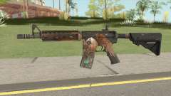 CS-GO M4A4 Griffin for GTA San Andreas