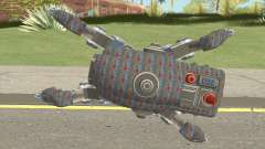 Robot Bomb for GTA San Andreas