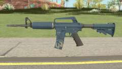 CS:GO M4A1 (Elegant Skin) for GTA San Andreas
