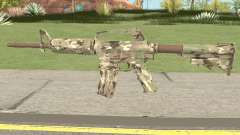 CS:GO M4A1 (Varicamo Skin) for GTA San Andreas