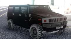 Hummer H2 Snow for GTA San Andreas