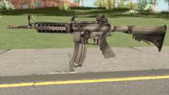 Battlefield 3 M4A1 for GTA San Andreas