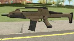 XM8 Compact V2 Dust for GTA San Andreas