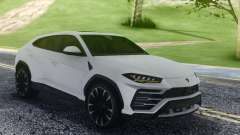 Lamborghini Urus White for GTA San Andreas