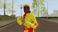 HazMat Skin Zombie for GTA San Andreas