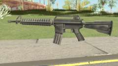 M4 Remastered for GTA San Andreas