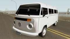 Volkswagen Kombi 2009 V2 By Vermilion093 3D