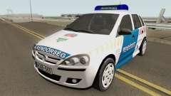 Opel Corsa Magyar Rendorseg for GTA San Andreas