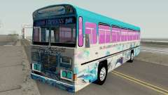 Ishan Express Bus for GTA San Andreas