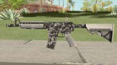 CS-GO M4A4 Urban DDPAT for GTA San Andreas