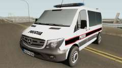 Mercedes-Benz Sprinter POLICIJA BiH for GTA San Andreas