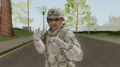 Marine Skin V2 From Spec Ops: The Line for GTA San Andreas