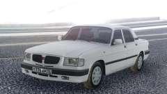 GAZ 3110 Volga Old model for GTA San Andreas